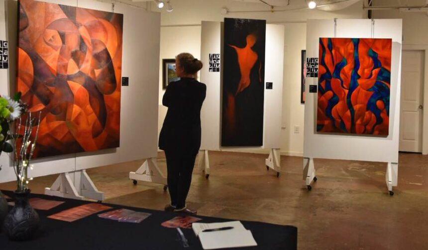 2018- Solo Exhibition, The Cove, McKinney, Texas