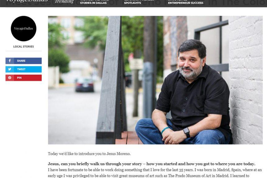 VOYAGEDALLAS.COM Interview